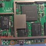 Усилитель GPS Asus a696  UPC8211TK-E2-A
